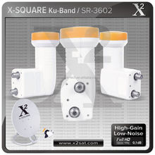 TWIN out Ku Band LNB