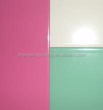 Pure epoxy powder coating
