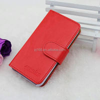 Flip Case For Sony Xperia sola MT27i Stand Wallet Leather Case For Sony Xperia sola MT27i Wholesale