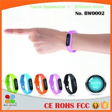Hot Selling Sleep Monitor Smart Sport Bracelet Pedometer/distance/calorie tracking