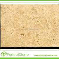 polished Golden Yellow Emperor Gold Marble Stone Slab and factory of Tile