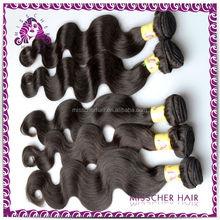 cuticle aligned queen like brazilian hair