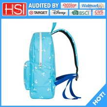audited factory wholesale price plain volume-discounted bag backpack