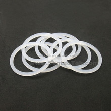 ROHS High Quality Anti-corrosion Soft Silicone O Ring