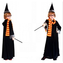 wholesale cheap price Deluxe Robe adult costume magician design halloween carnival costumes for men wizard