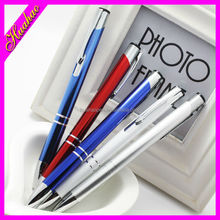 Top quality heavy metal pen corporate promotional gift items promotional metal pen with stylus
