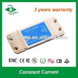 IP20 CE ROHS certification constant current 350ma 20w meanwell led driver