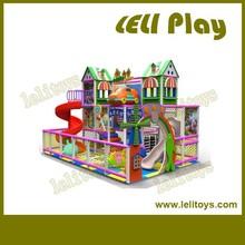 LL-I23 Funny Children Indoor Playground