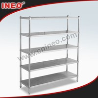 Commercial Catering Cold Room Stainless Steel Metal Shelf/Shelf For Storage/Racks And Shelf
