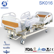 SK016 Luxury triple-crank china hospital cocoon bed, Price of folding bed