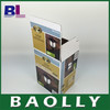 Folding Luxury Display Food Packing Paper Box For Sale