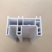 plastic pvc profile for window and door, upvc profile supplier