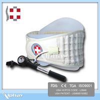 2015 USA patented domestic back brace for lumbar disc herniation