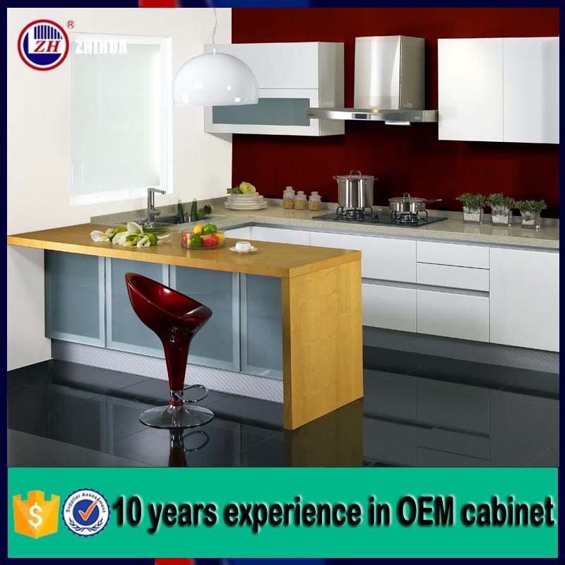 Australian project high gloss kitchen cabinets china cheap for Cheap kitchen cabinets from china