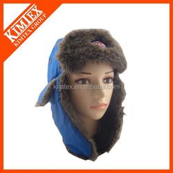 Thermal lei feng cap winter ear protector cap plus size cap big hat 2015