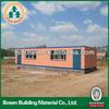 high quality house export to Americas prebuilt container home