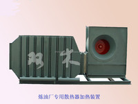 heater for oil refinery