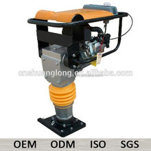 83Kg Honda vibrating soil tamping rammer compactor with spare parts