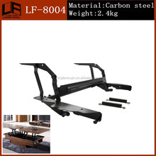 living room furniture lcd tv stand design brass coffee table mechanism for lift up coffee table