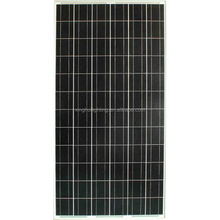 good price 100w tempered glass solar pv panel