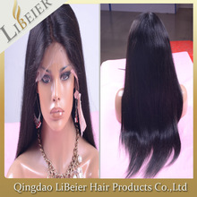 Wholesale cheap brazilian vrigin human hair wig, black women brazilian hair full lace wig, wig