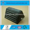 Durable/no- deslizamiento de la rueda del carro cuñas