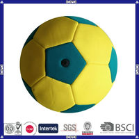 wholesale customized advertising genuine leather small football
