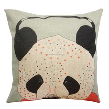 Best selling China Factory Supplier Directly supply fashionable and comfortable square cotton pillow cushion