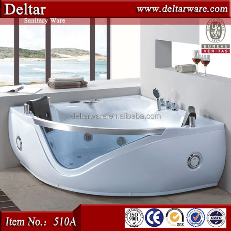 Hot Sale Massage Jacuzzy Price,Larege 2 Persons Small Size Corner ...