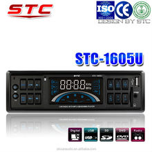 Lowest price car mp3/USB player STC-1605U