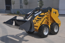 mini skid steer loader with kubota engine