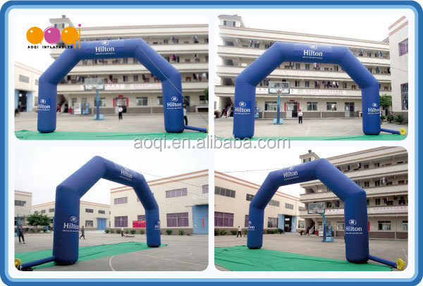 Decorative hot sale cheap advertising inflatable wedding arch for sale