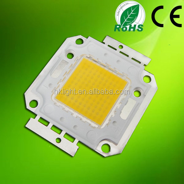 factory price epistar epileds bridgelux 100 w high power led luminous diode