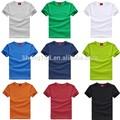Camisetas lisas para estampar unisex, venta al por mayor