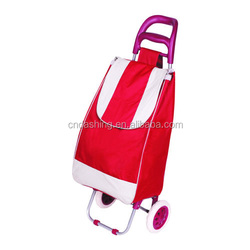 wal-mart shopping cart trolley bags for supermarket shopping foldable shopping trolley bag