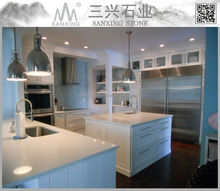 kitchen countertop dishwasher with white marble