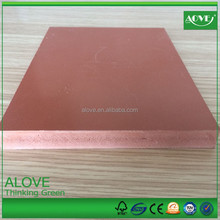 China wpc 35% wpc composite deck wpc furniture board polyurethane foam