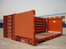 Flat Rack Container For Sale, (20 Feet and 40 Feet Special Shipping Container)