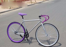 china factory supply cheap and colorful bike fixie students nice model fixie