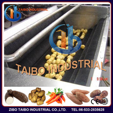 factory produce and sell root vegetable washing peeling machine,cassave/potato/carrot/sweet potato washer and peeler