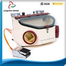 China modern electronic hospital medical used sandblasting dental laboratory equipment for sale