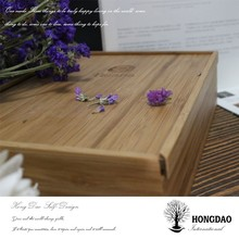 HONGDAO wooden pen box,cheap pen box