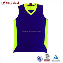2015 New short sleeve basketball uniform wholesale basketball jersey color blue