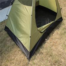 Multifunctional inflatable airtight camping tent cold weather tents
