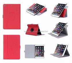 360 Degree Rotating Tablet Case For iPad Mini 4 Leathe Case