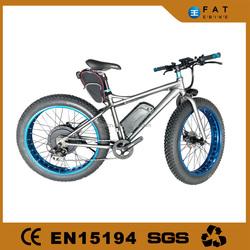 long life 500w hub motor fat bike electric mountain bike