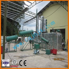 New design Black Engine Oil Purification, Waste Engine Oil, Lube Oil Recycling System