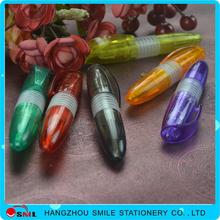 Ball pen promotional plastic ball pen plastic fat pen
