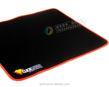 custom logo game pad rubber, soft mouse game pads trade assurance supplier