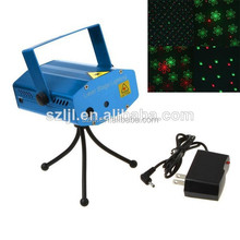 Christmas Decoration Led Laser Light Auto/ Sound-activated Control Mode with Rohs and CE